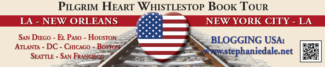 Pilgrim Heart Whistlestop Book Tour banner