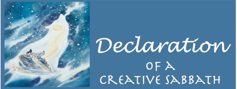 Declaration of a Creative Sabbath