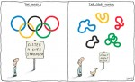 London 2012:  LEUNIG'S OLYMPICS
