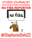 TRUST: IT'S NOT JUST ABOUT 'THEM': No Fibs 2013 election coverage