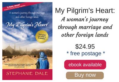 My Pilgrim's Heart Stephanie Dale cover