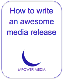 How-to-write-an-awesome-media-release