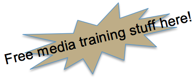 Free media training with Stephanie Dale