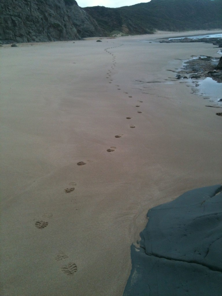 footprints Great Ocean Walk