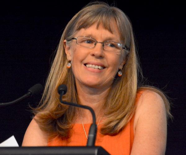 Stephanie Dale - speaker