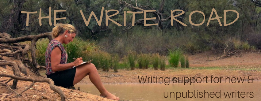The Write Road front page slider image