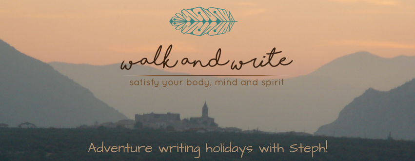 Walk and Write adventure writing holidays with Stephanie Dale