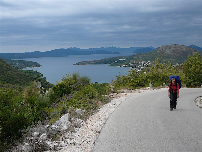 Walk and Write Stephanie Dale on pilgrimage in Croatia